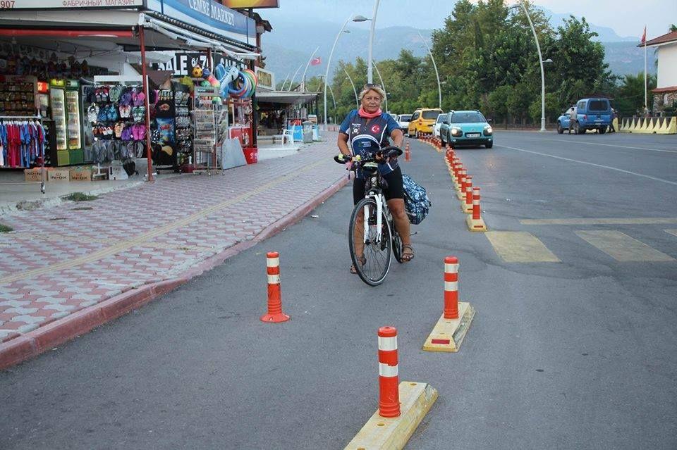 DELİNATÖRLÜ STOPER 450 mm